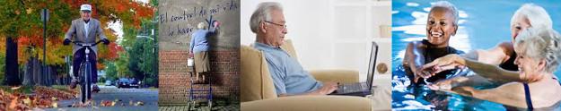 ¿envejecimiento activo?