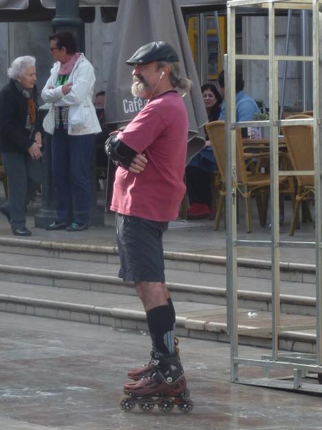 patinador